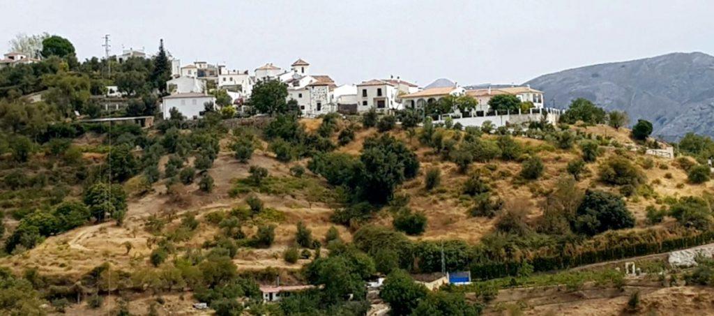 Andalucía, wit dorpje