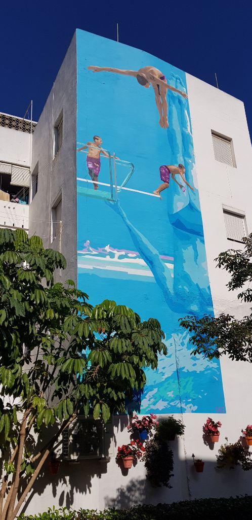 Muurschilderingen Estepona
